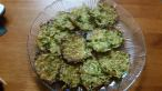 Baked Cheesy Zucchini Chips Italian Seasoning