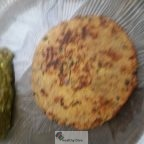 Keto Fenugreek Wraps – Methi Paranthe